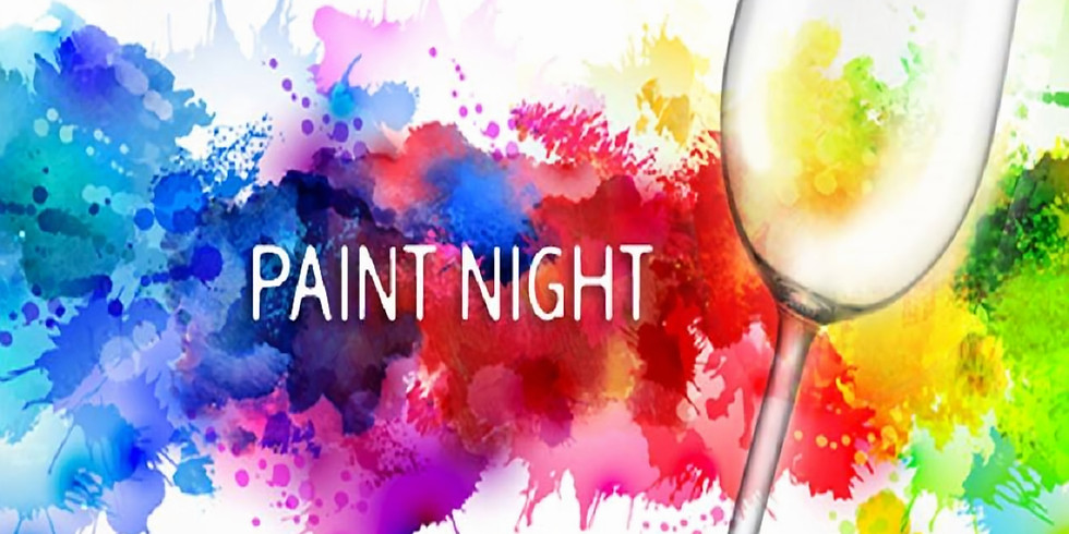 Paint and Wine Night - Acrylic Pour