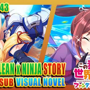 KONOFAN | GACHA STORY | Cecily and Lean become Ninja #43