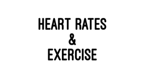 Heart Rate & Exercise