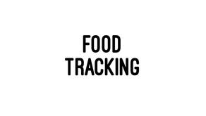 Food Tracking