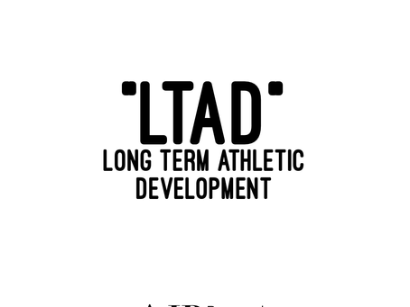 Long Term Athletic Development