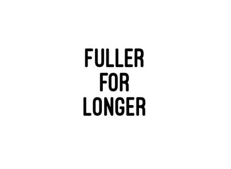Fuller for Longer