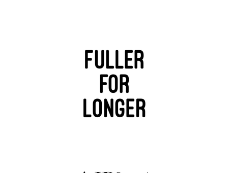 Fuller for Longer