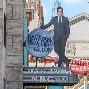 Race Through New York Starring Jimmy Fallon™