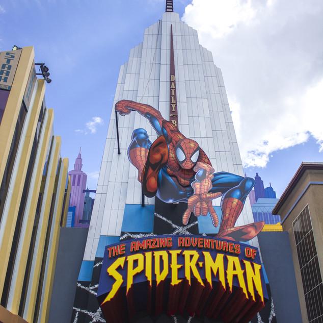 The Amazing Adventures of Spider-Man®