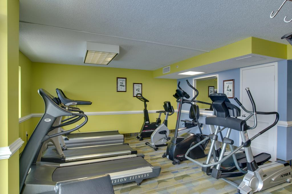 Camelot Fitness Room