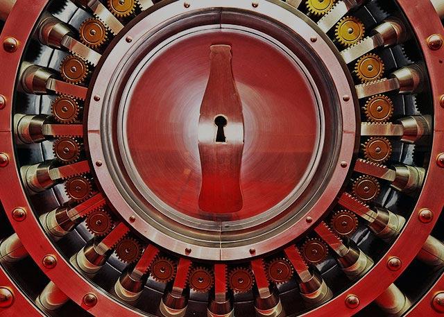 Coca Cola Vault