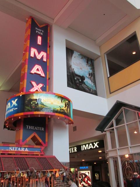 IMAX inside