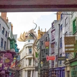 The Wizarding World of Harry Potter™ – Diagon Alley™