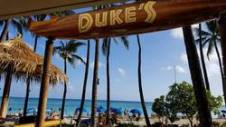 Duke's Restaurant Honolulu