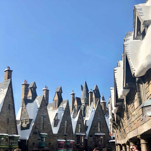 The Wizarding World of Harry Potter™ – Hogsmeade™