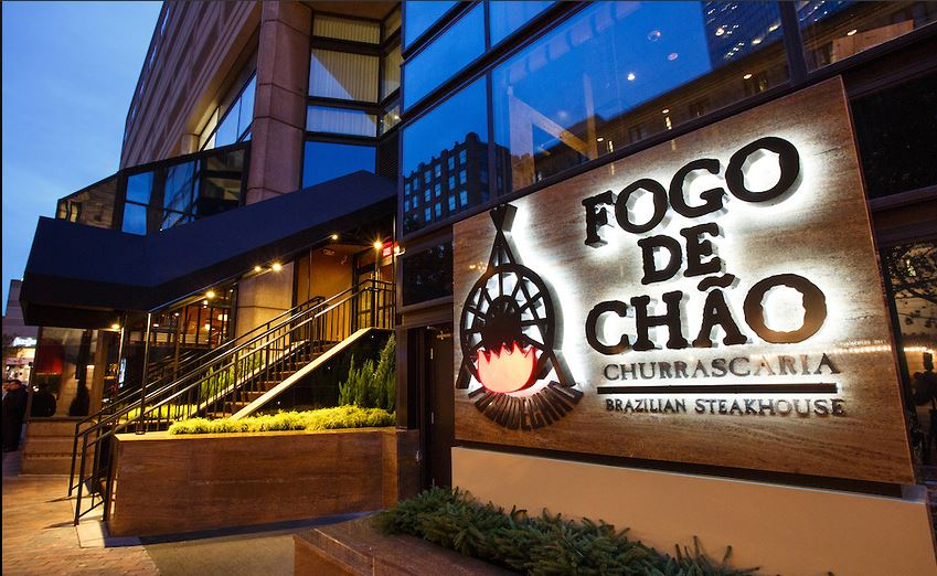 Fogo de Chao Outside
