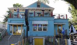 Steamhouse Lounge Outside