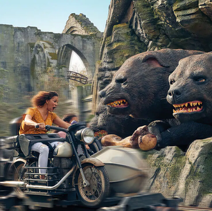 Hagrid's Magical Creatures Motorbike Adventure™