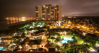 Embassy Suites by Hilton Night View.jpg