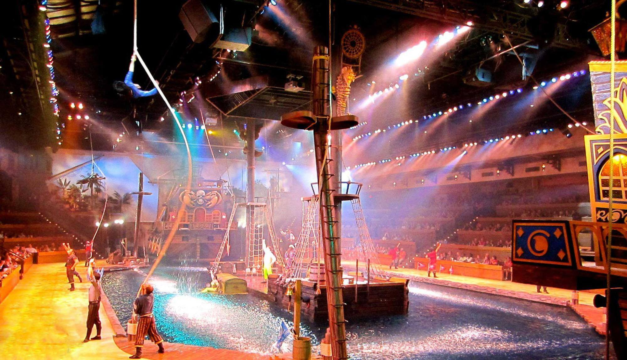 Pirates Voyage Inside