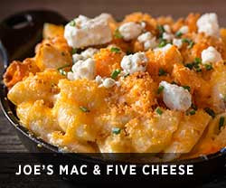 Joes Mac n Five Cheese