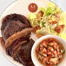 M Grill Food