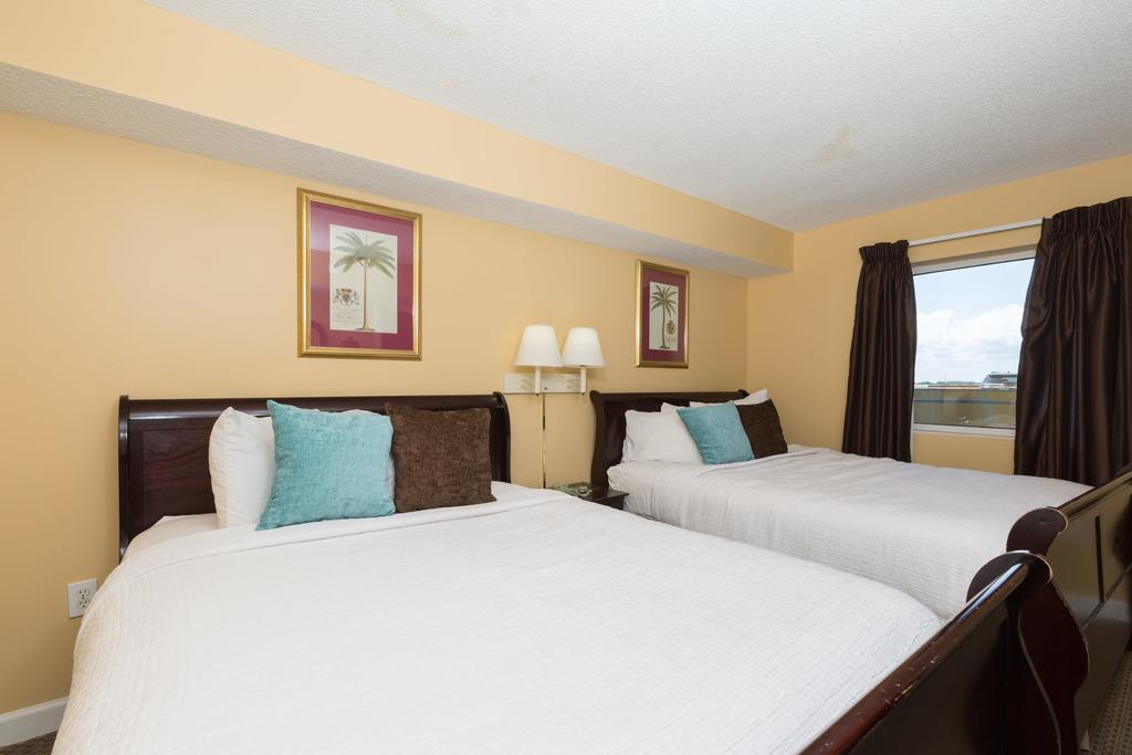 Camelot by the Sea Double Bed