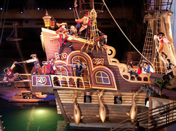 Pirates Voyage Ship