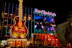 Hard Rock LV Exterior