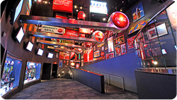 World of Coca-Cola Inside
