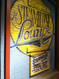 The Steamhouse Lounge