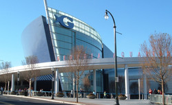 Georgia Aquarium Outside