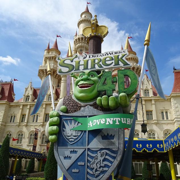 Shrek 4-D