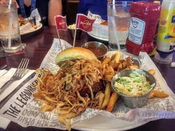 Hard Rock Cafe Orlando Food