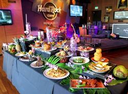 Hard Rock Delicious Food