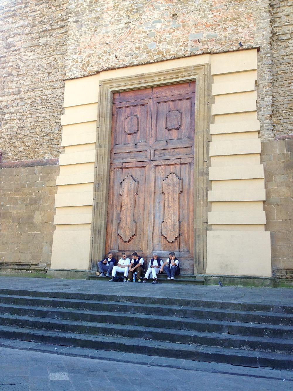 Santa Maria del Carmine, Florence, Italy. Photo by Diana Dinverno