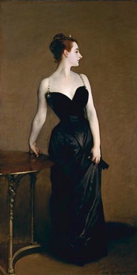 """Madame X"" by John Singer Sargent"