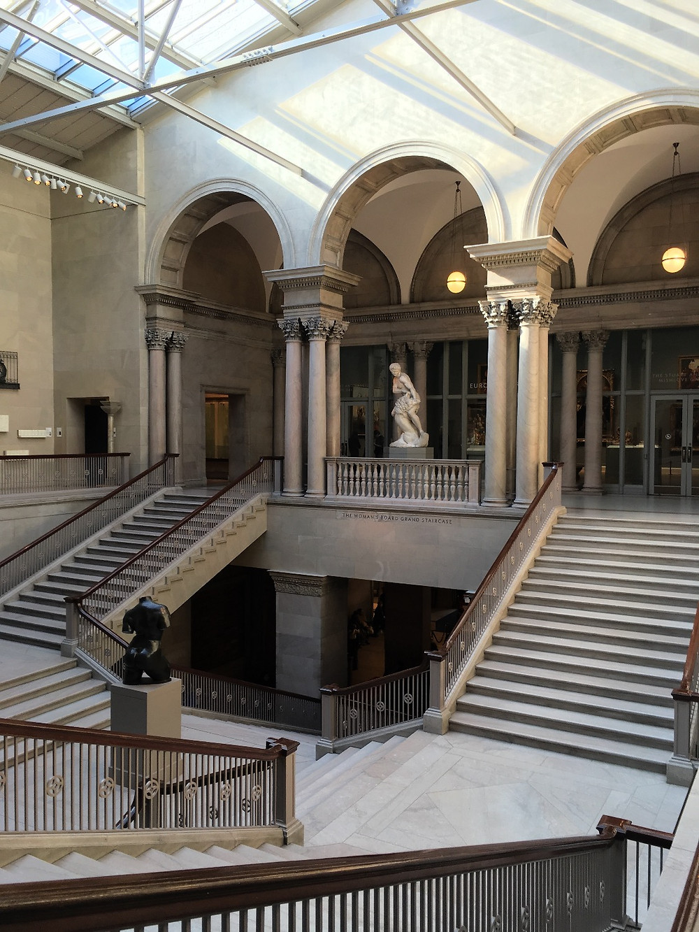 Writing Prompt Wednesday Image-Art Institute of Chicago-Photo by Diana Dinverno