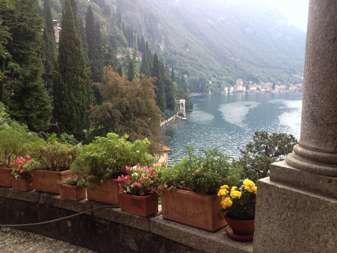 The Most Romantic Place: Varenna, Italy