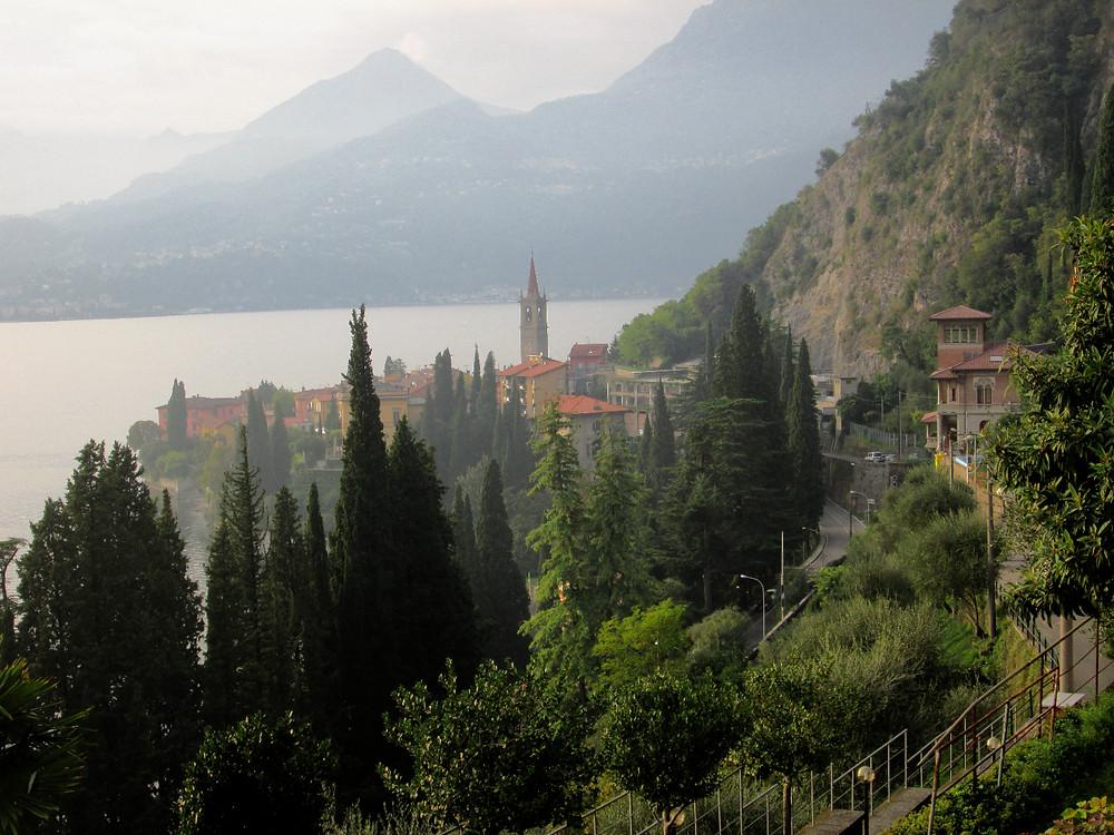 Varenna, Italy. Photo by Diana Dinverno