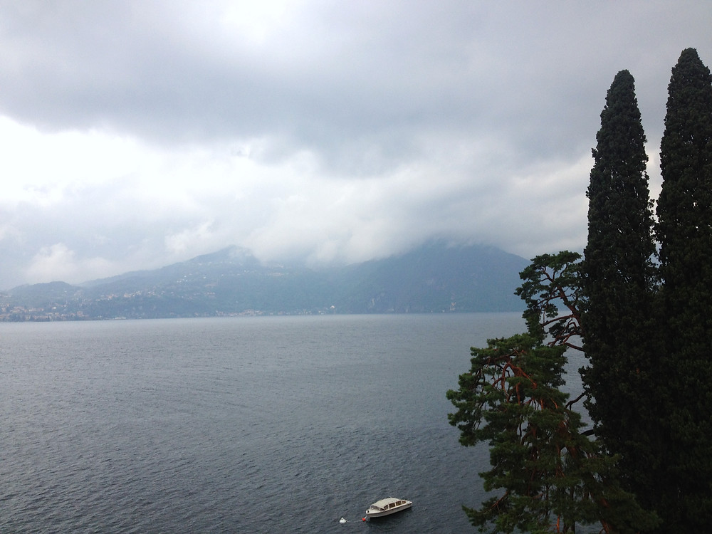 Lake Como. Photo by Diana Dinverno