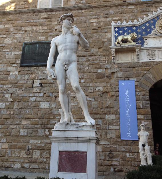 Florence's Renaissance Giant: Michelangelo's David