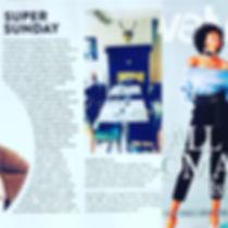 velvet magazine March issue