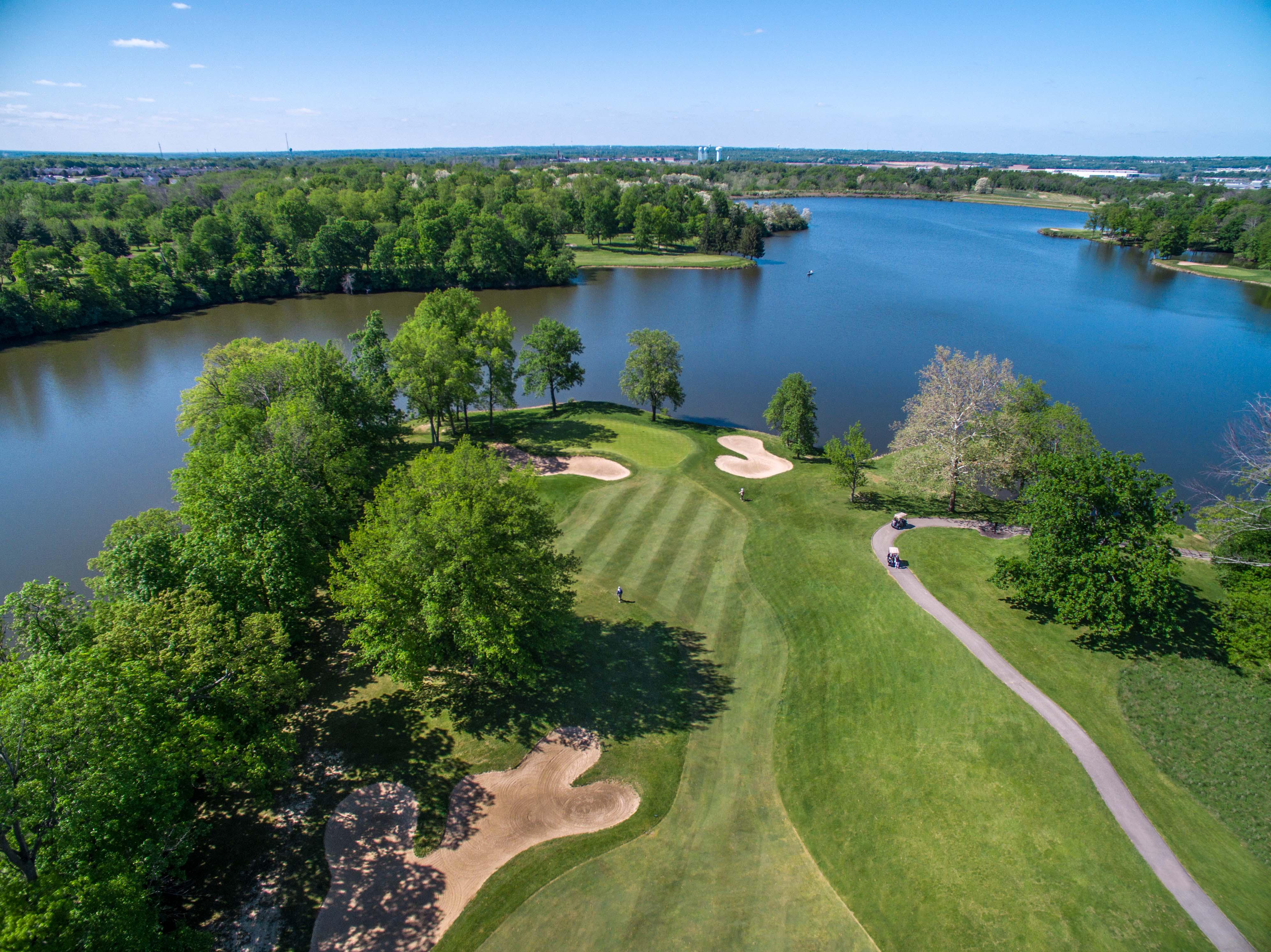 Shaker Run Golf Curse