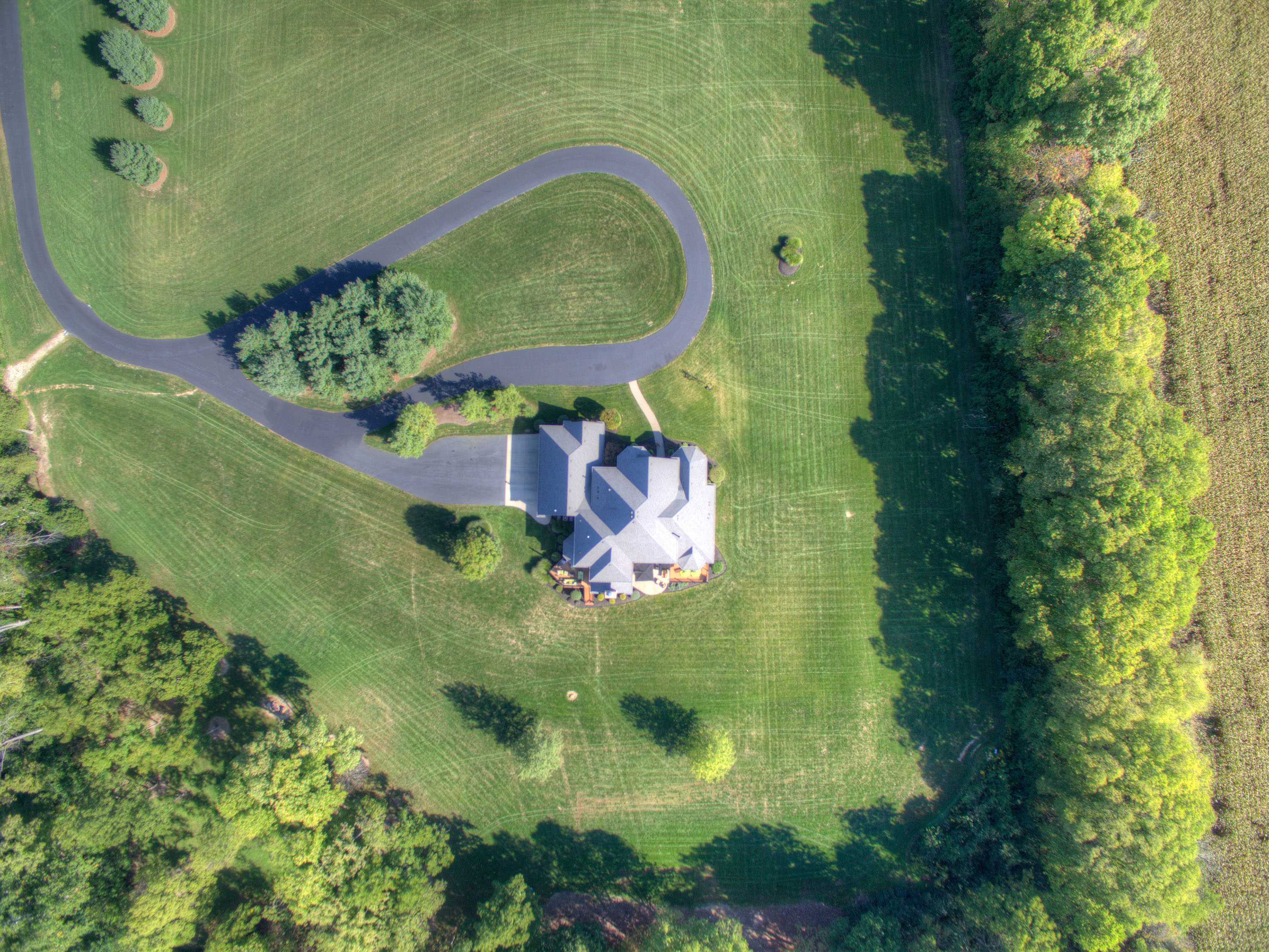 Ohio Real Estate Aerial