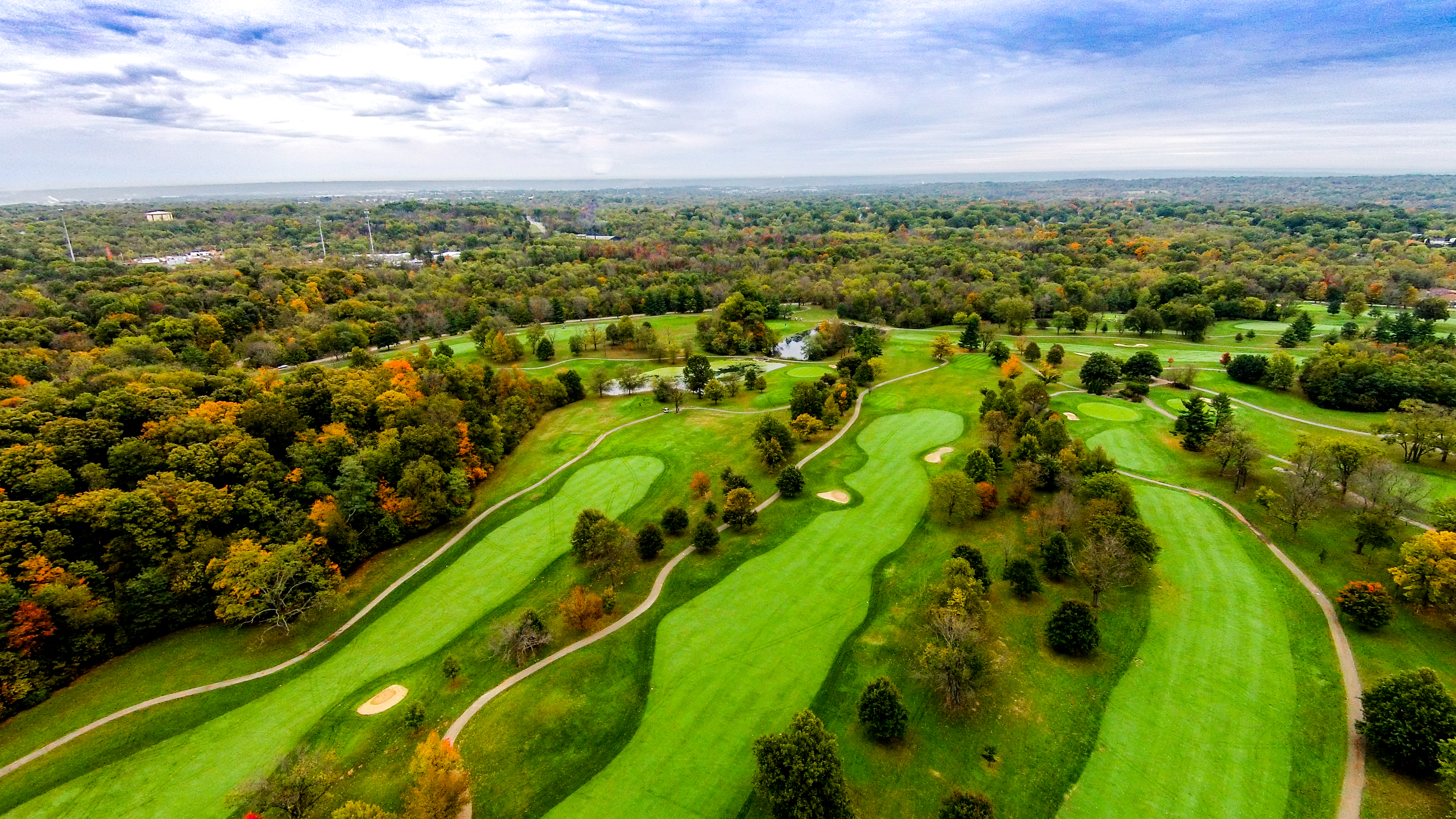 The Mill Course, Ohio