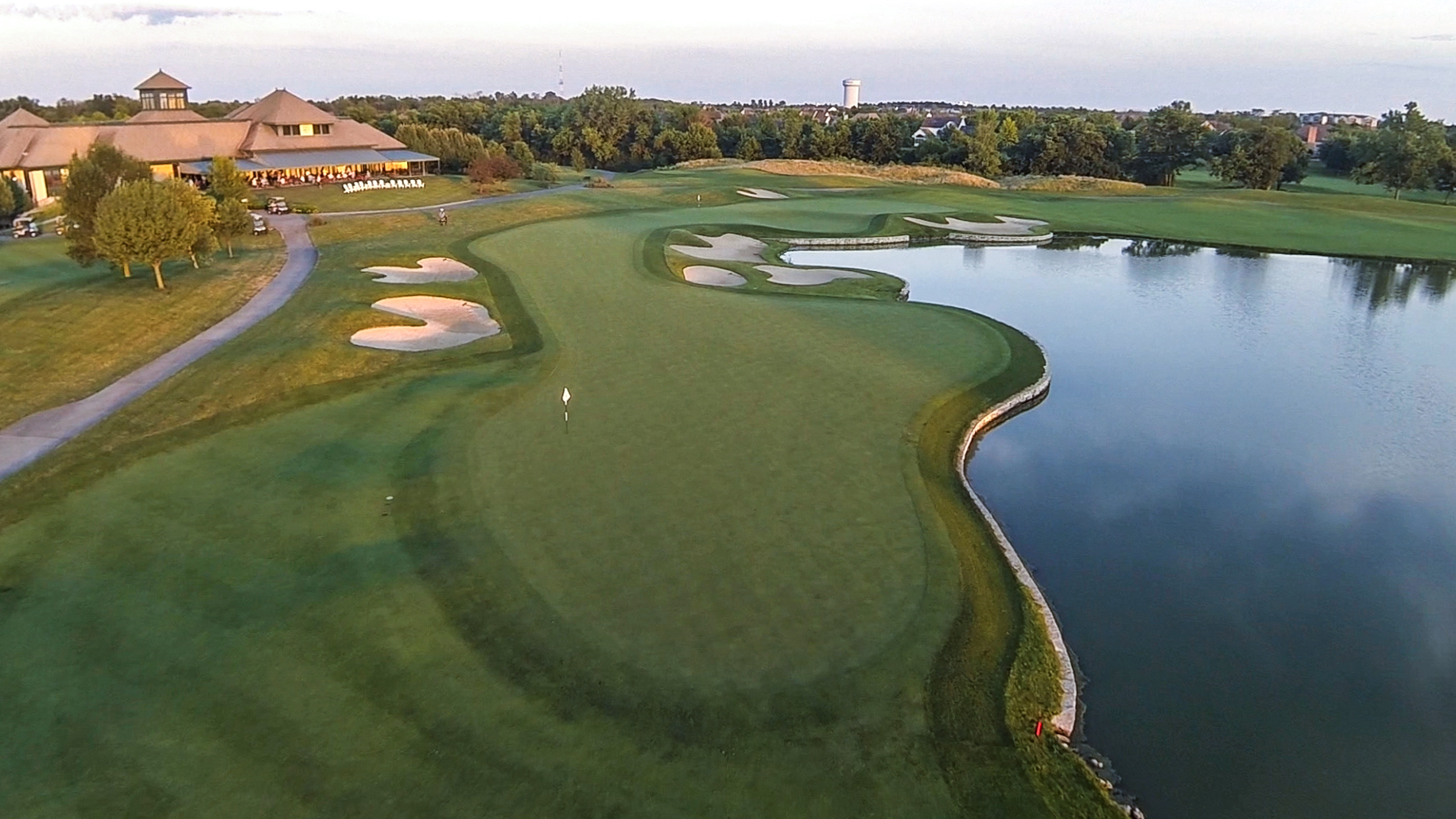 Four_Bridges_Golf_Course_Aerial View