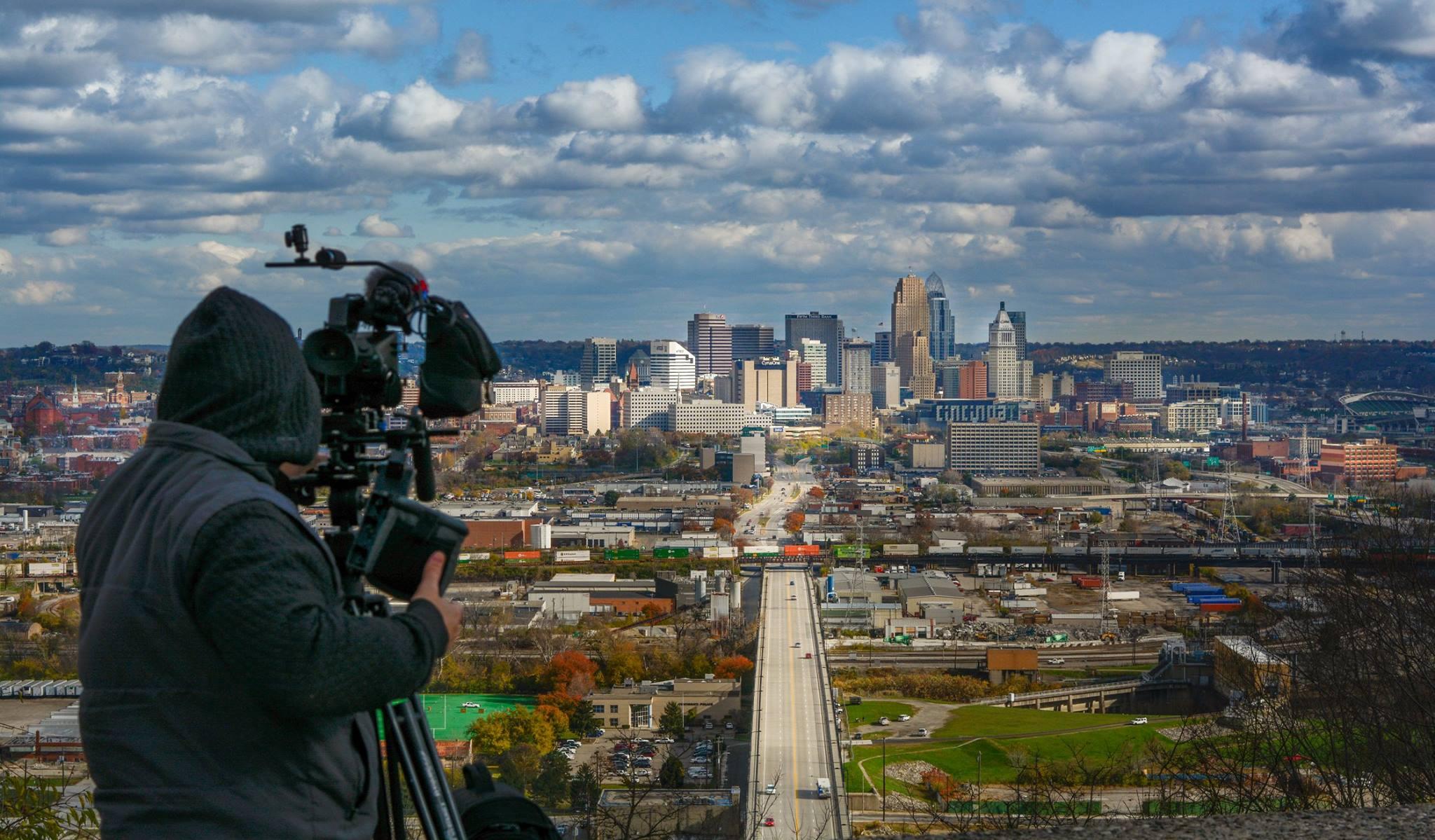 Cincinnati Timelapse