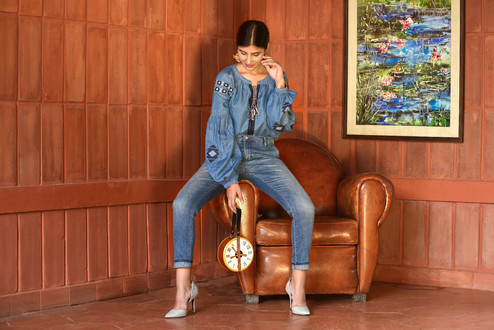 fall DENIM look Tomtailor x Timeandvelvet
