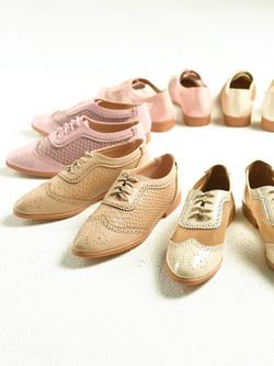 Footwear store