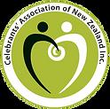 Celebrants Association NZ logo for Marriage Celebrants NZ