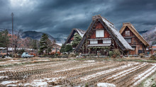 A historic visit, Shirakawa-go (白川郷)