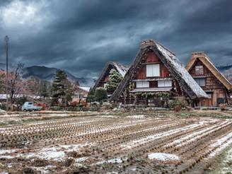 A historic visit, Shirakawa-go (白川郷)
