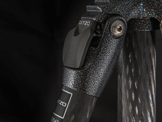 With great resolution comes great stability, Gitzo Mountaineer Tripod.